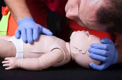 Primeiros socorros crianças e bébés