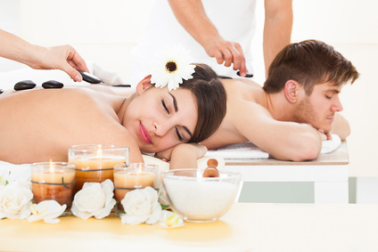 Curso massagem SPA