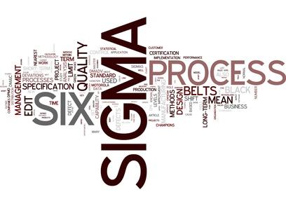 Formação Six Sigma