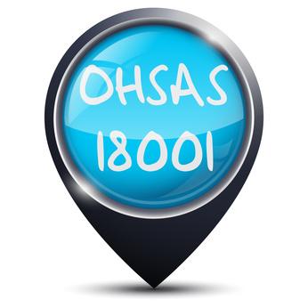 OHSAS – 18001: Plano de Gestão da Segurança e Saúde no Trabalho.