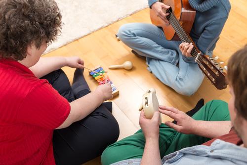 Workshop de Musicoterapia